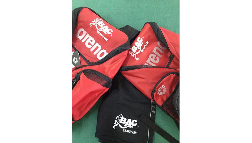 Flocage sac de sport Tennis